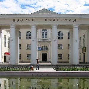Дворцы и дома культуры Шенталы