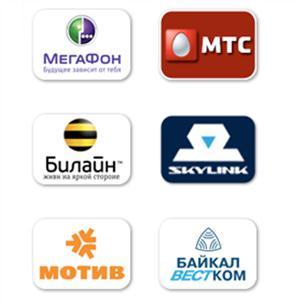 Операторы сотовой связи Шенталы