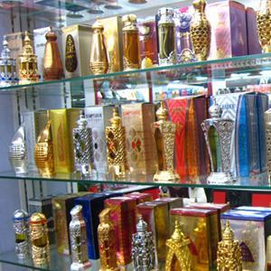 Парфюмерные магазины Шенталы