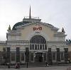 Железнодорожные вокзалы в Шентале