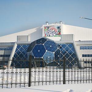 Спортивные комплексы Шенталы