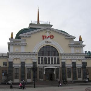 Железнодорожные вокзалы Шенталы